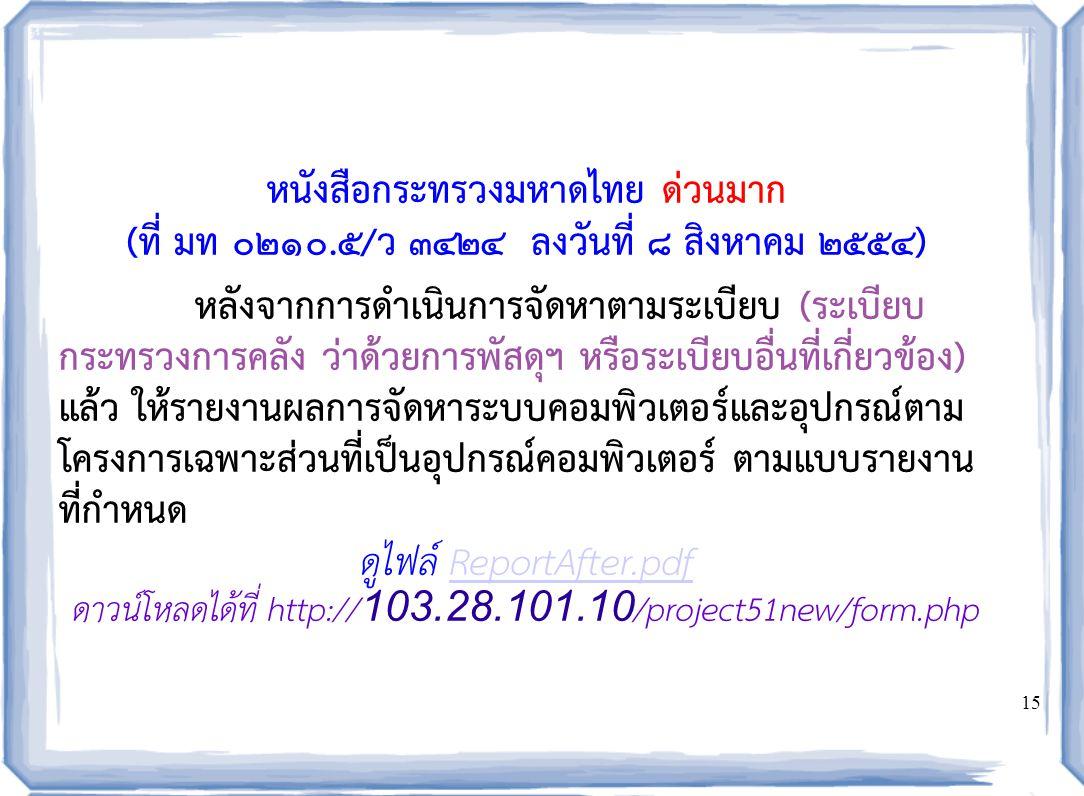 ดูไฟล์ ReportAfter.pdf