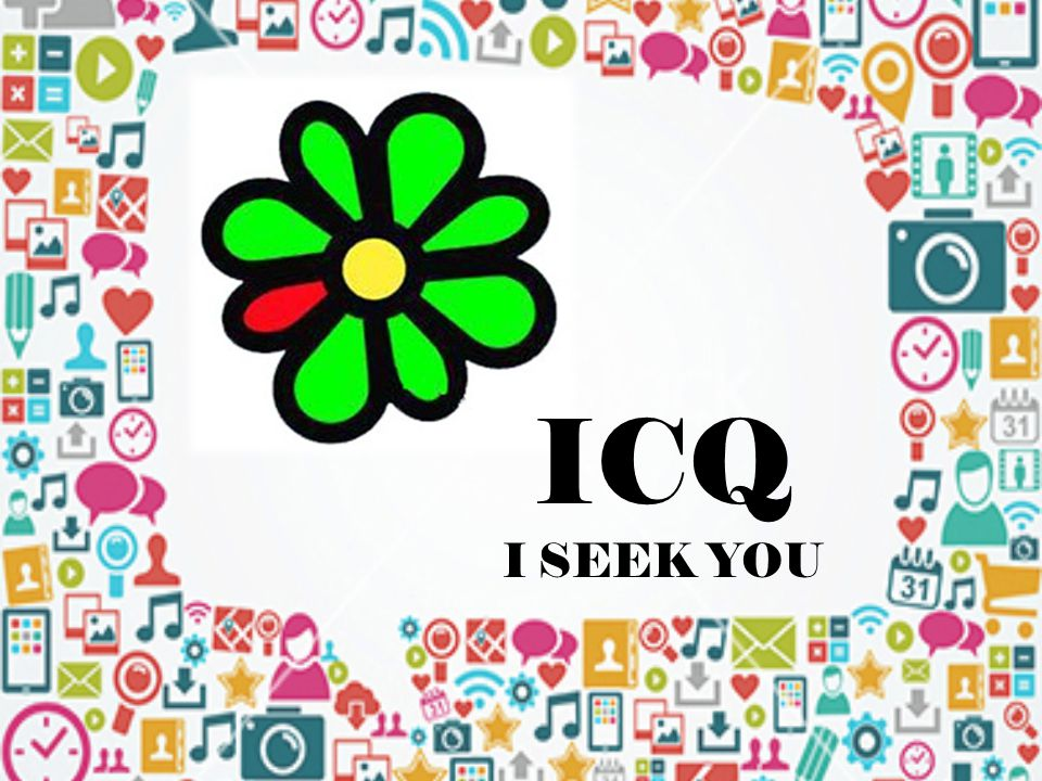 ICQ I SEEK YOU