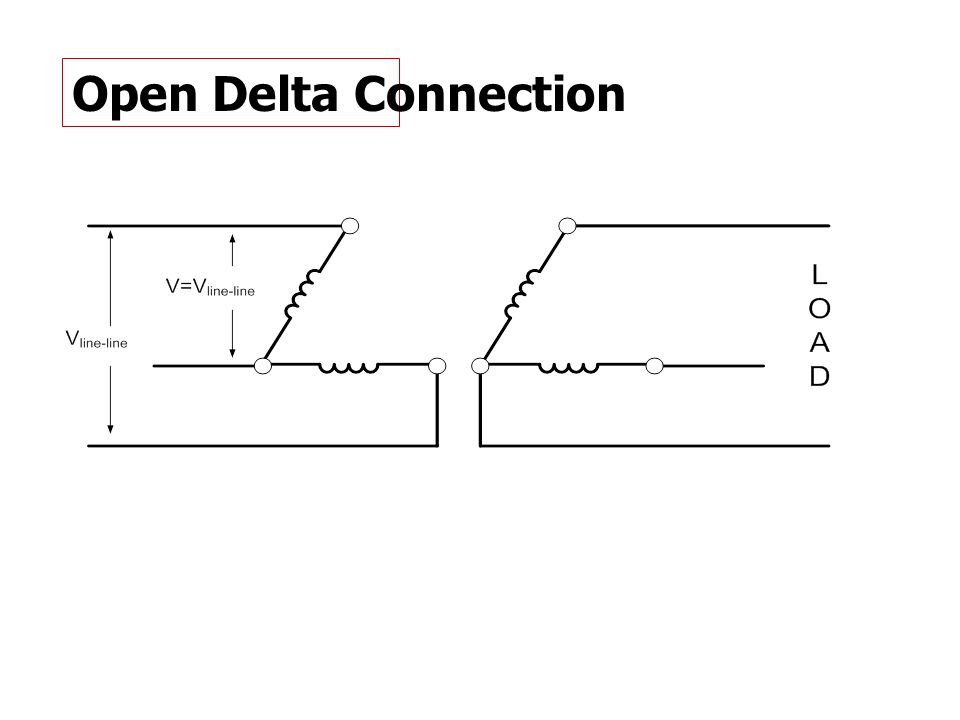 Open Delta Connection