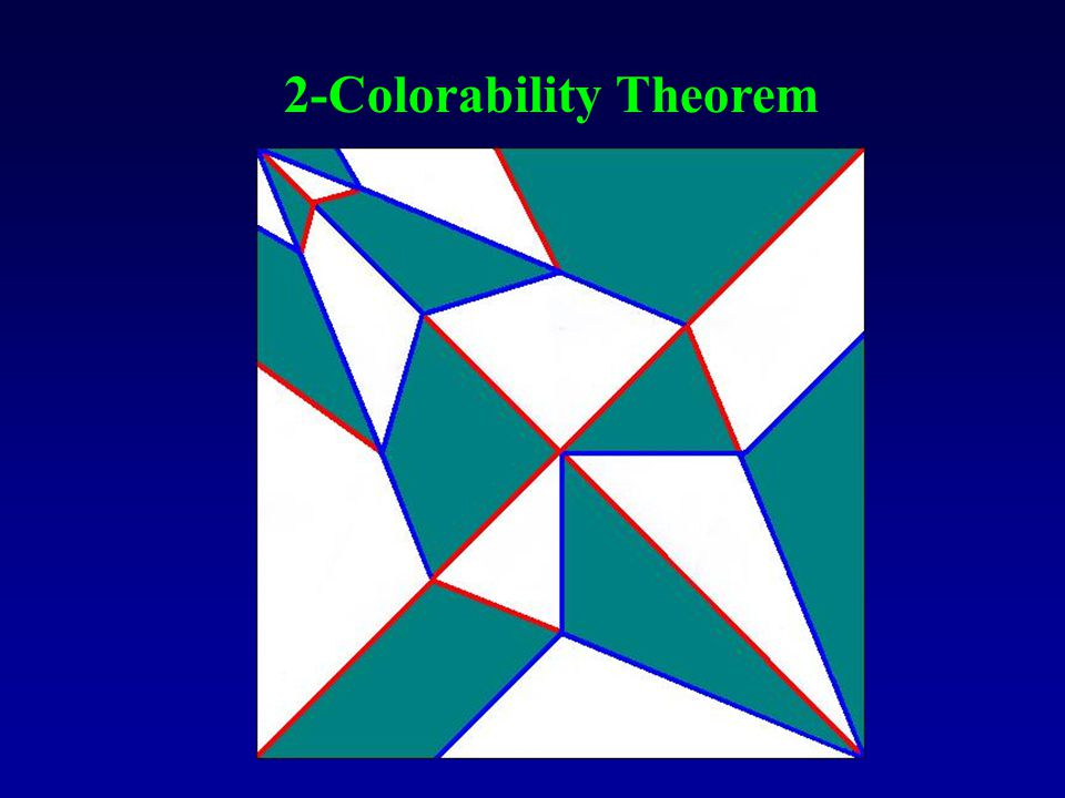 2-Colorability Theorem