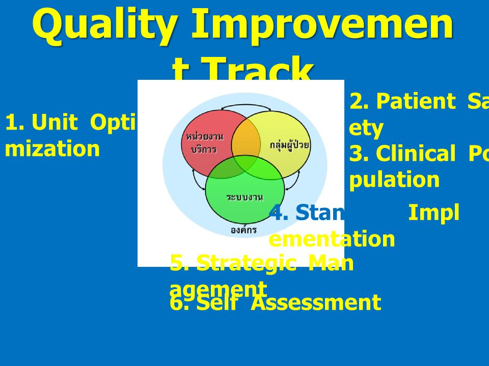 Quality Improvement Track
