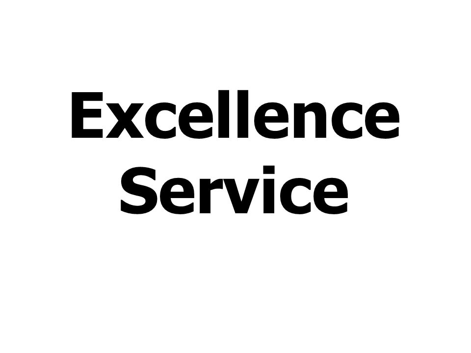 Excellence Service
