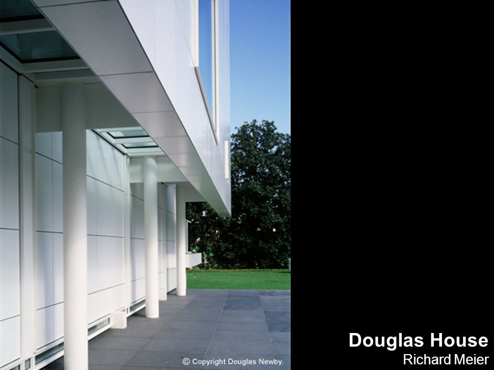 Douglas House Richard Meier