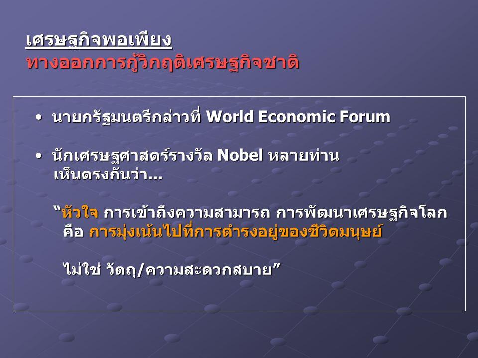ทางออกการกู้วิกฤติเศรษฐกิจชาติ