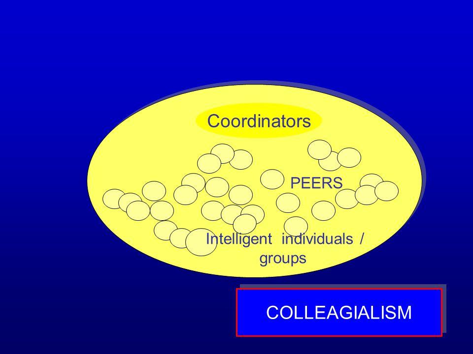 Intelligent individuals /