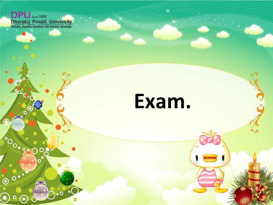 Exam.