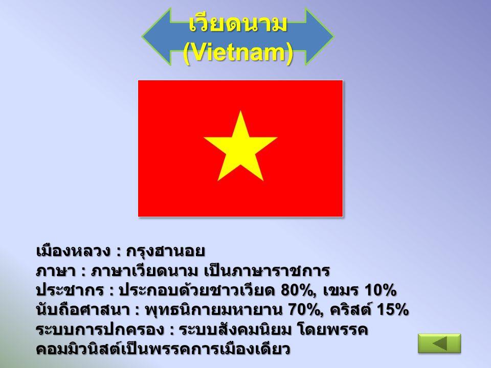 เวียดนาม (Vietnam)