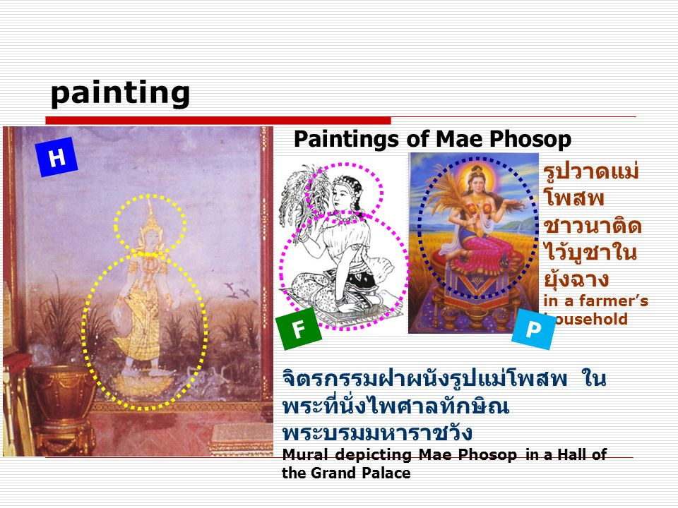 Paintings of Mae Phosop