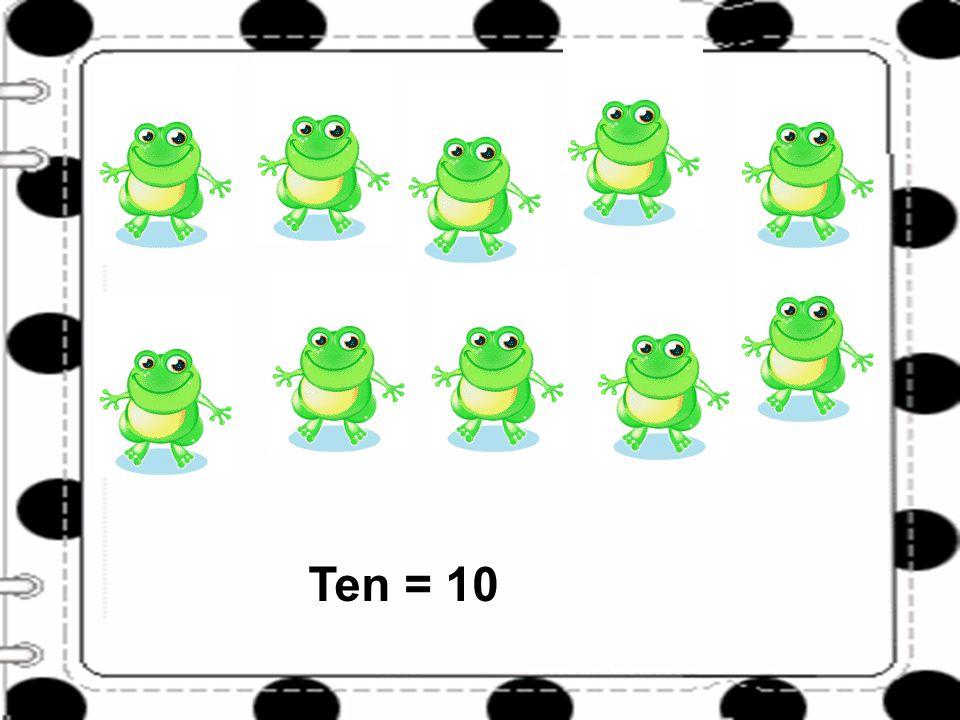 One Ten = 10