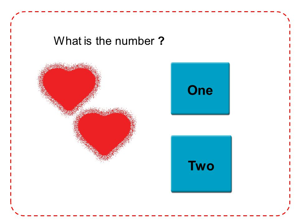 What is the number One Two