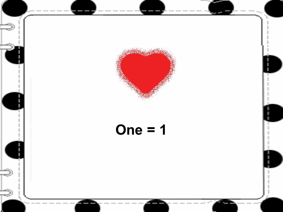 One One = 1