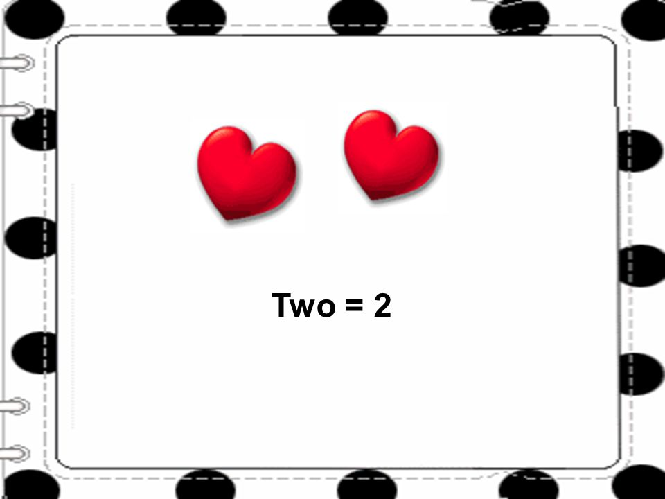 One Two = 2