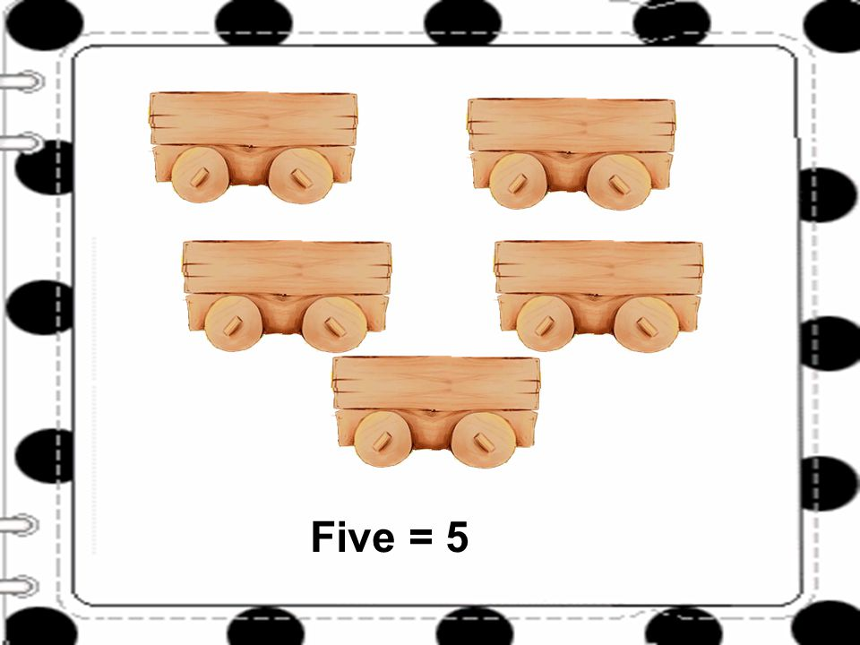 One Five = 5