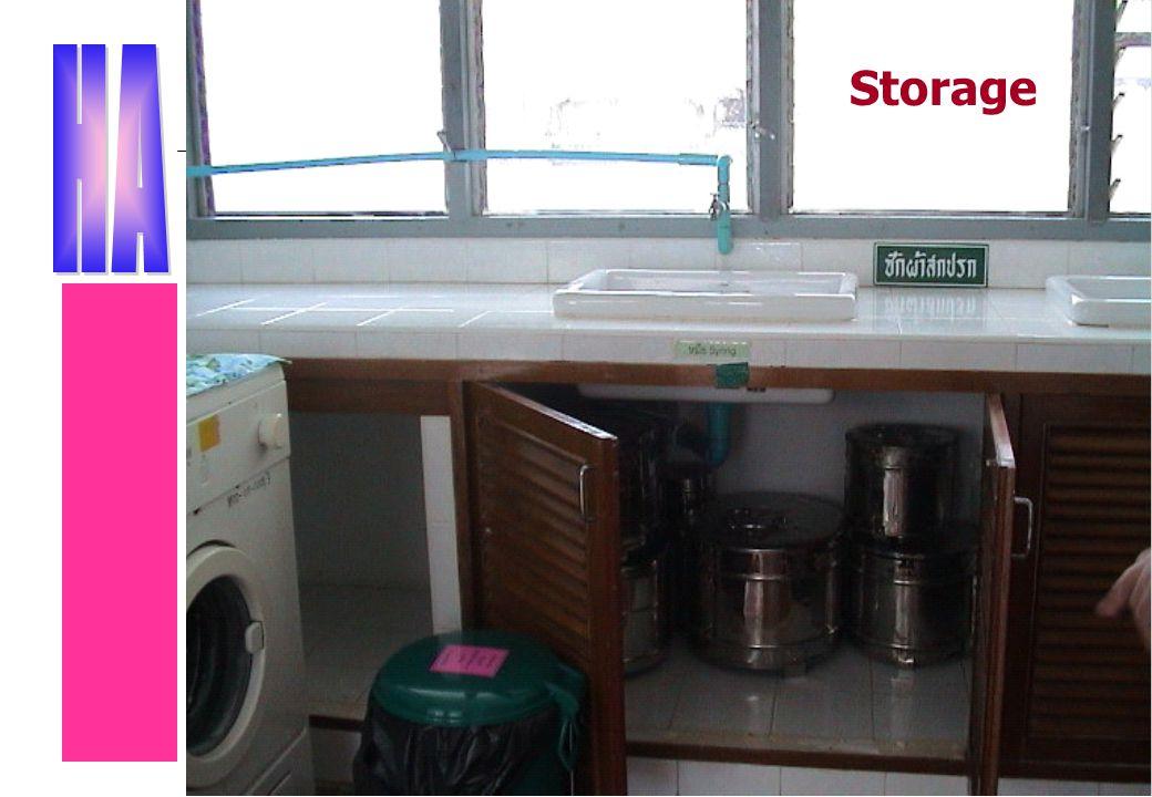 HA Storage