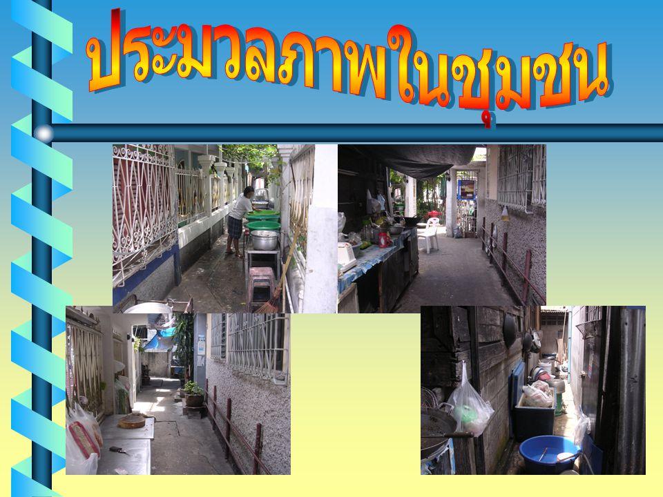 ประมวลภาพในชุมชน