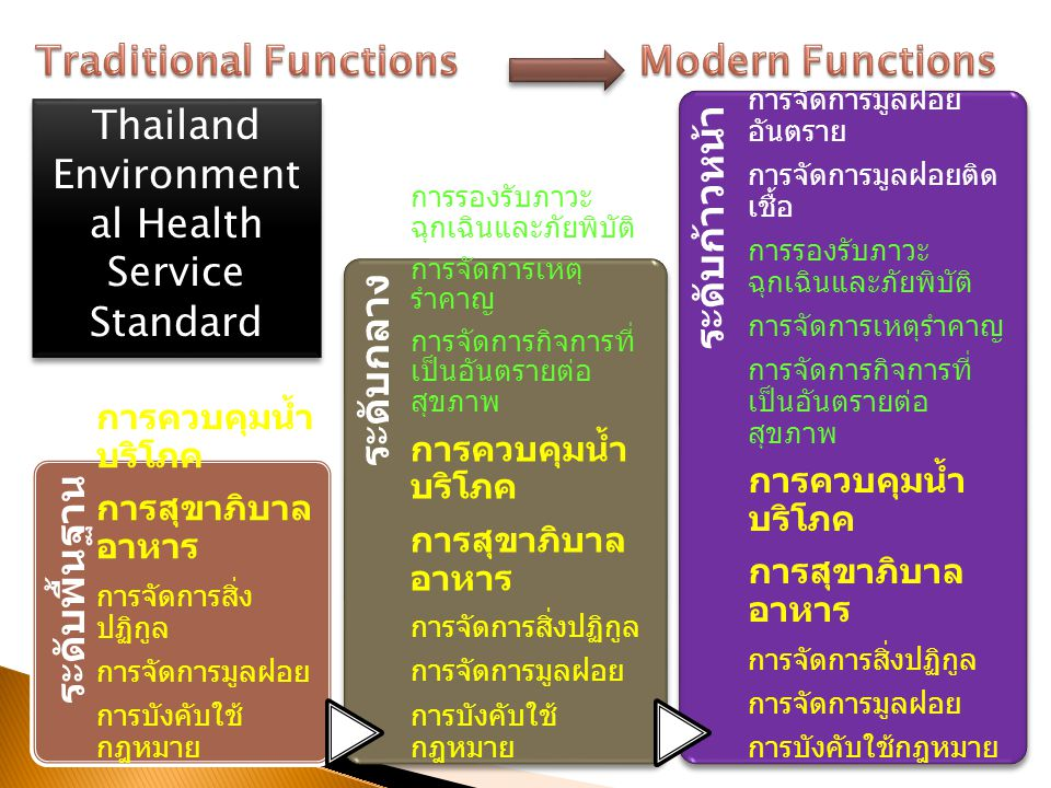 Thailand Environmental Health