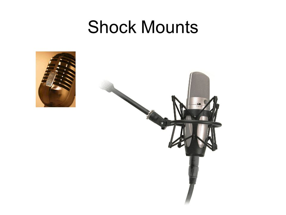 Shock Mounts