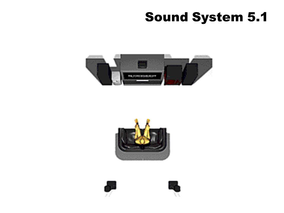 Sound System 5.1