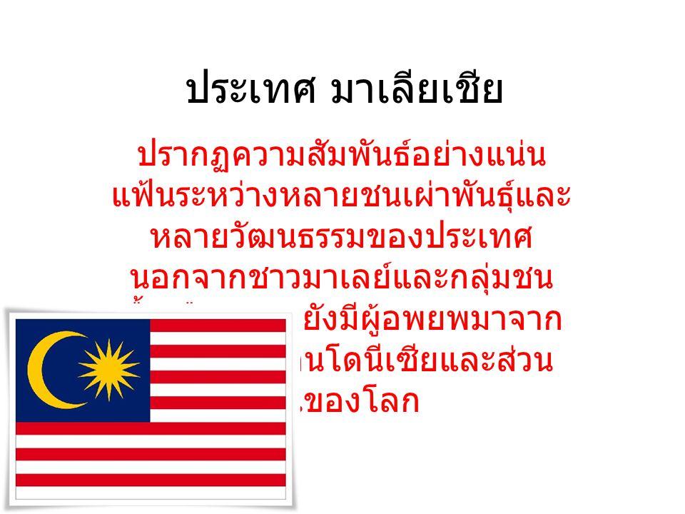ประเทศ มาเลียเชีย
