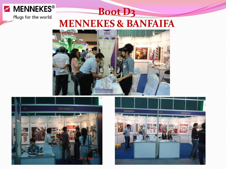 Boot D3 MENNEKES & BANFAIFA