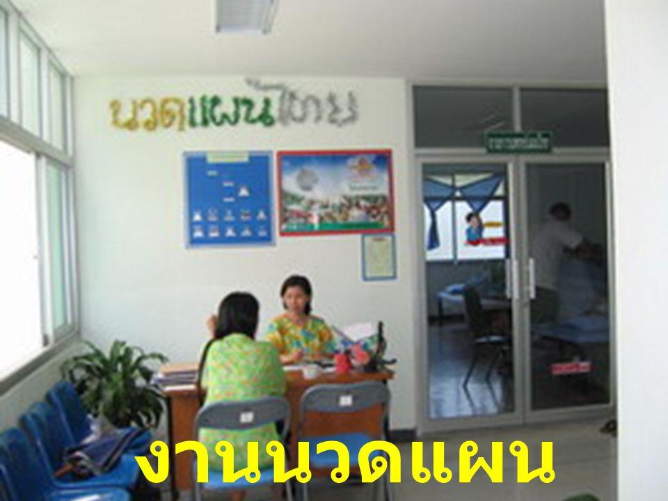 งานนวดแผนไทย