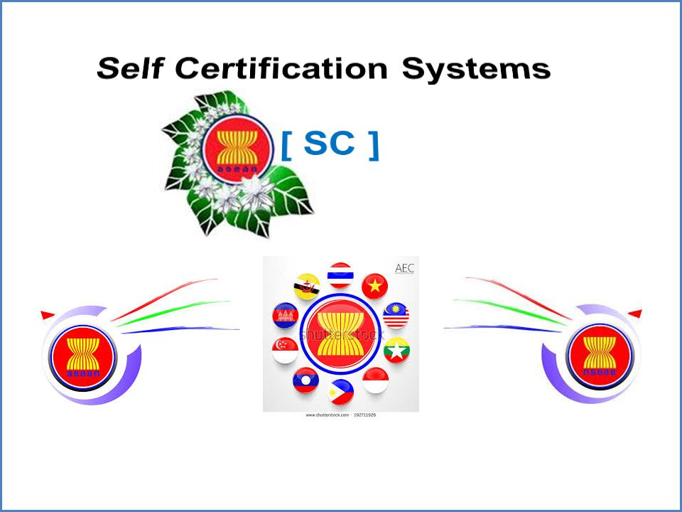 Self Certification Systems