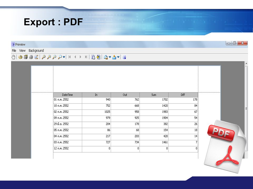 Export : PDF www.themegallery.com