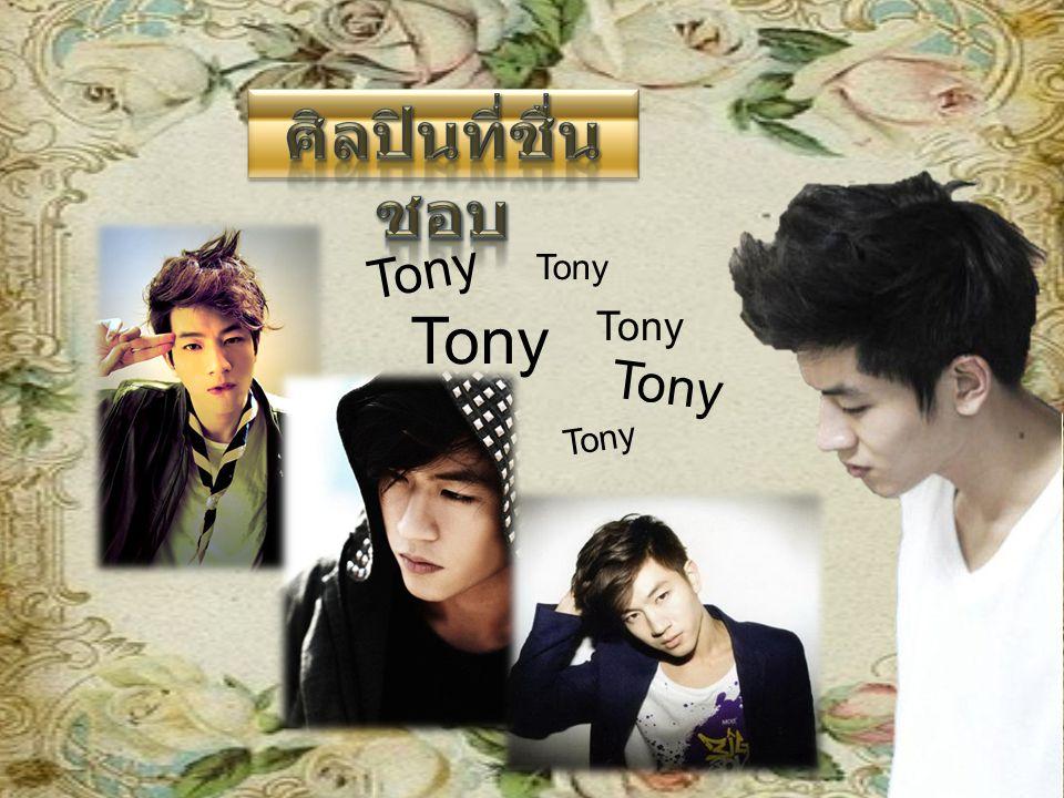 ศิลปินที่ชื่นชอบ Tony Tony Tony Tony Tony Tony