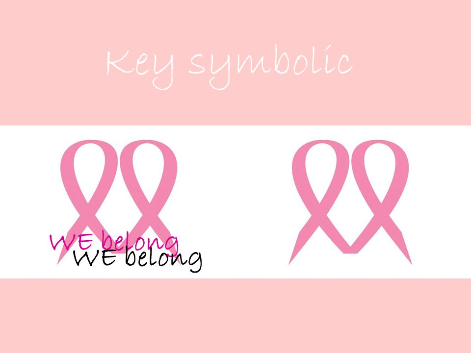 Key symbolic WE belong