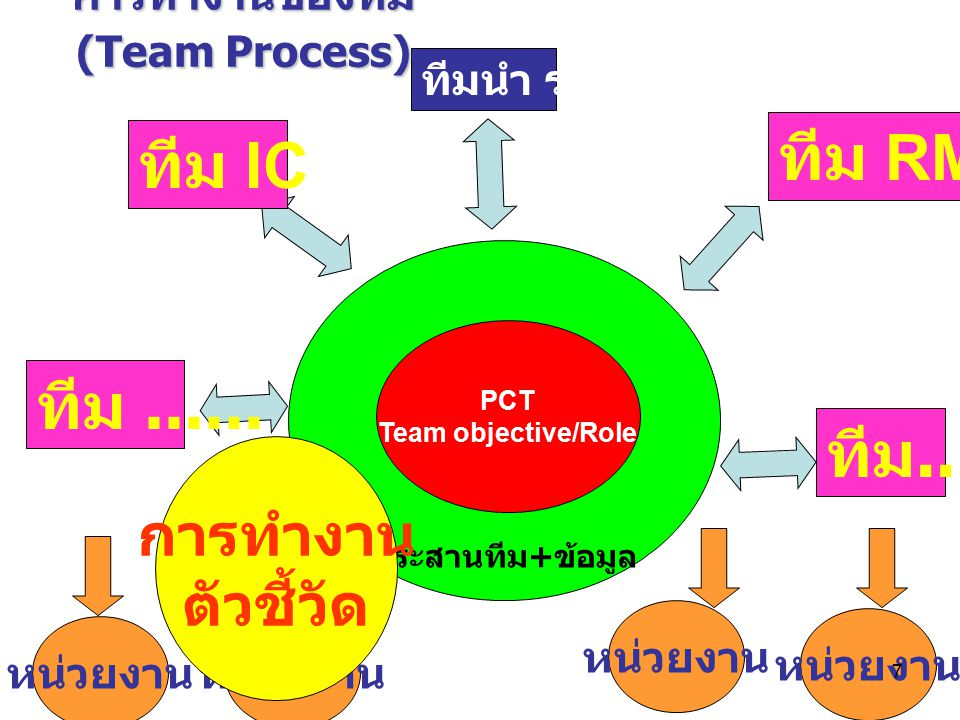 การทำงานของทีม (Team Process)