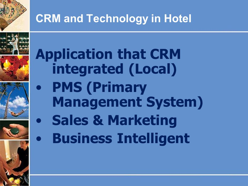 Application that CRM integrated (Local)