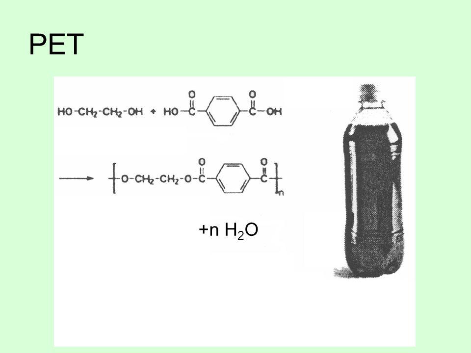 PET +n H2O Polymer Technology (A. Cattaleeya)