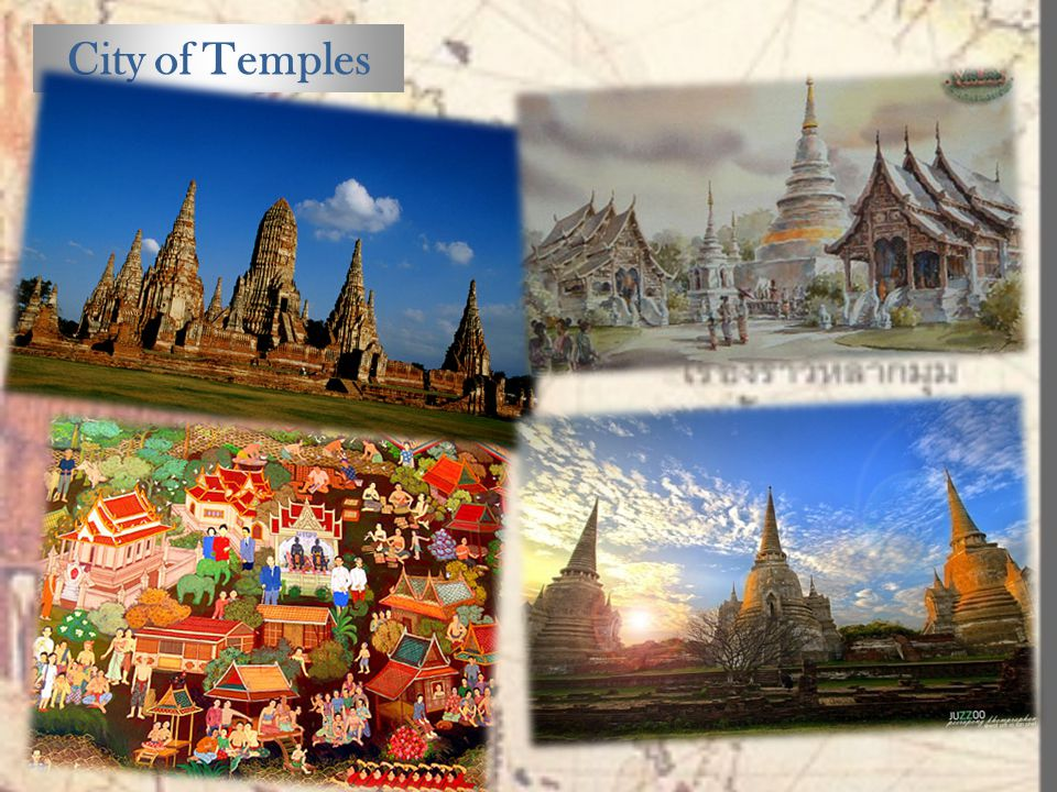 City of Temples