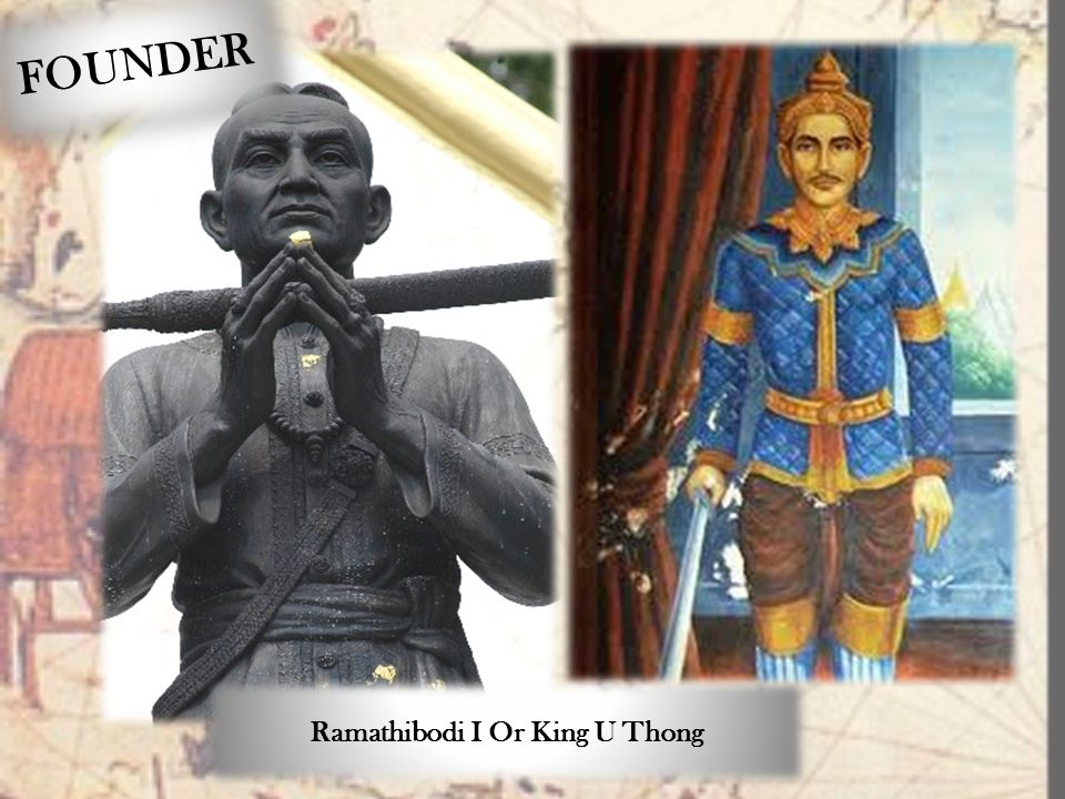 Ramathibodi I Or King U Thong