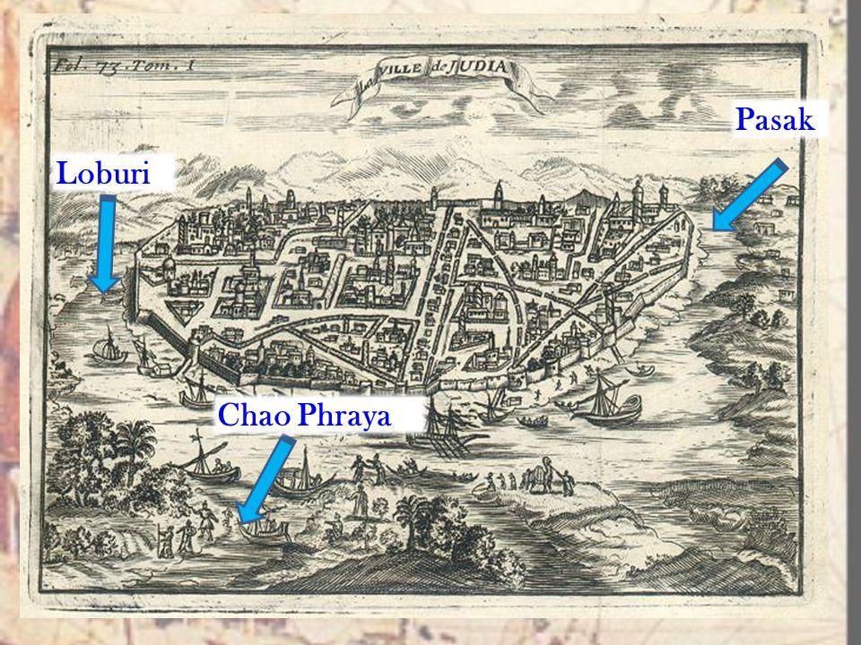 Pasak Loburi Chao Phraya