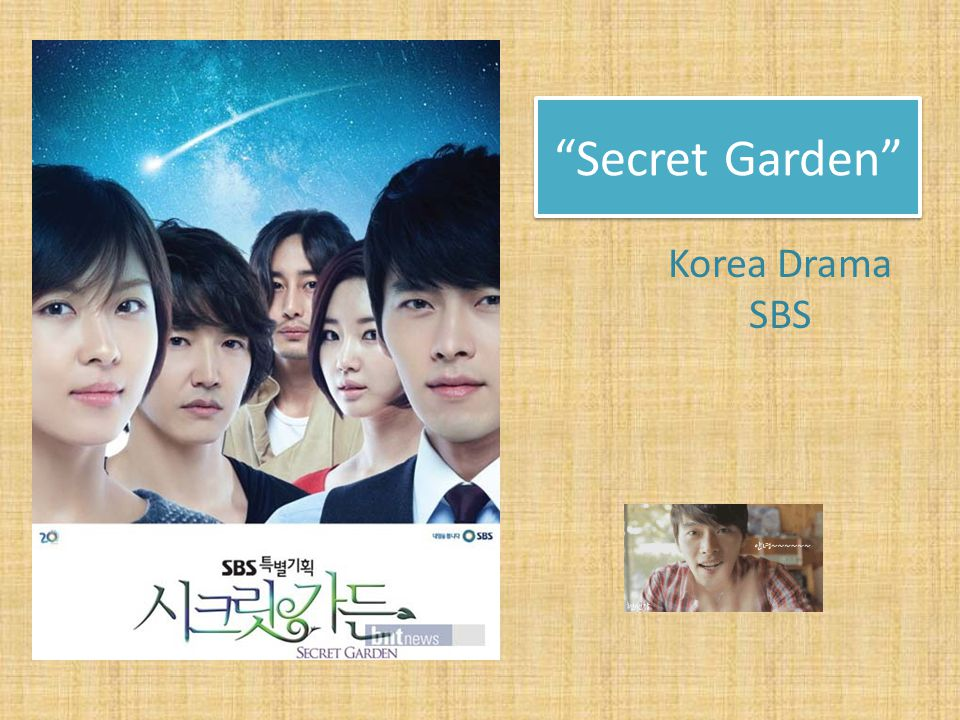 Secret Garden Korea Drama SBS