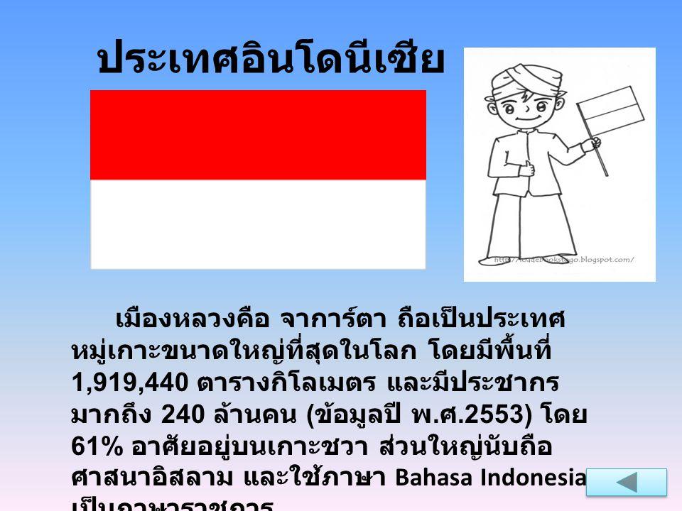 ประเทศอินโดนีเซีย