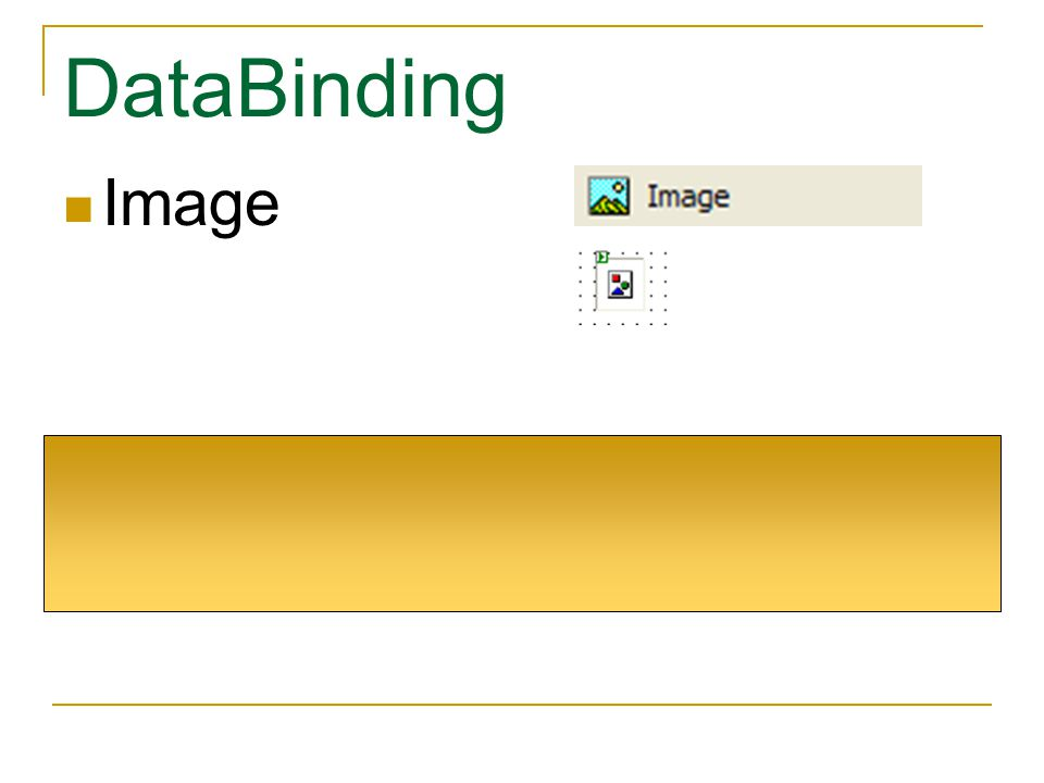 DataBinding Image