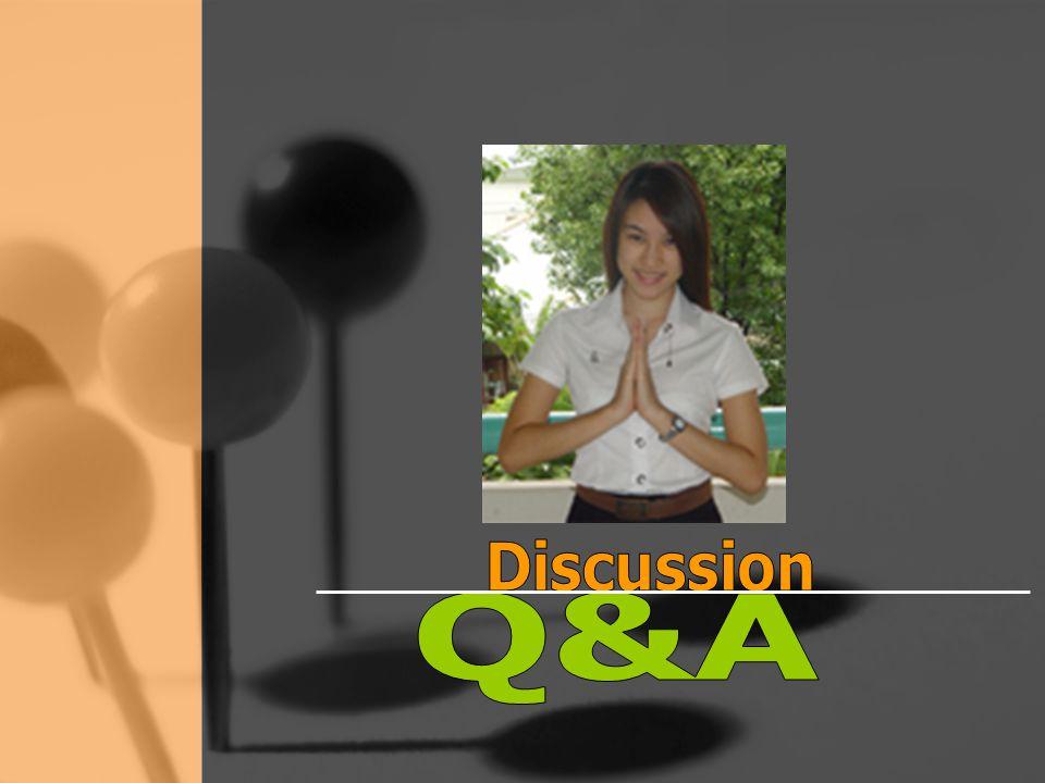 Discussion Q&A