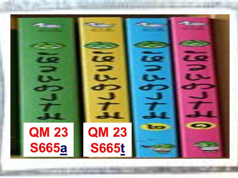 QM 23 S665a QM 23 S665t