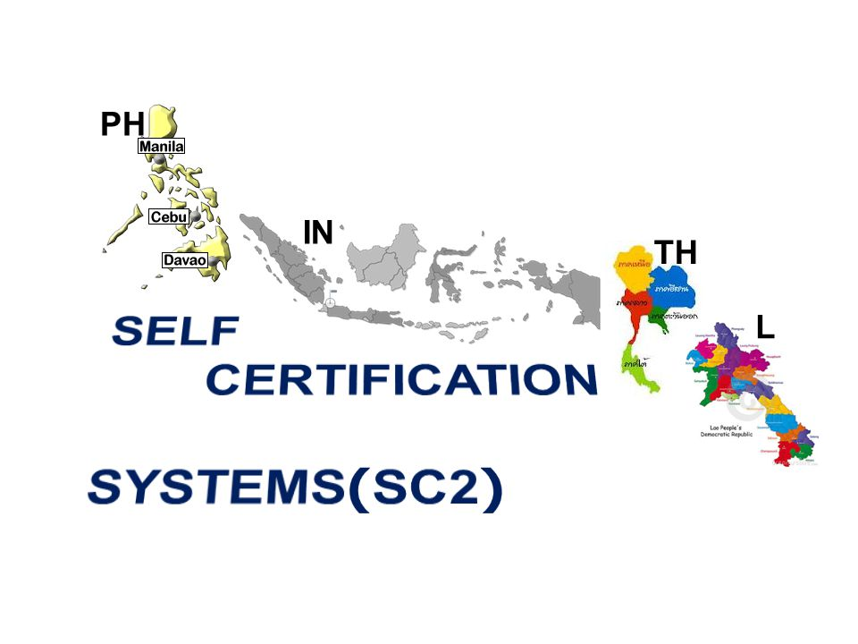 PH IN TH SELF CERTIFICATION SYSTEMS(SC2) L