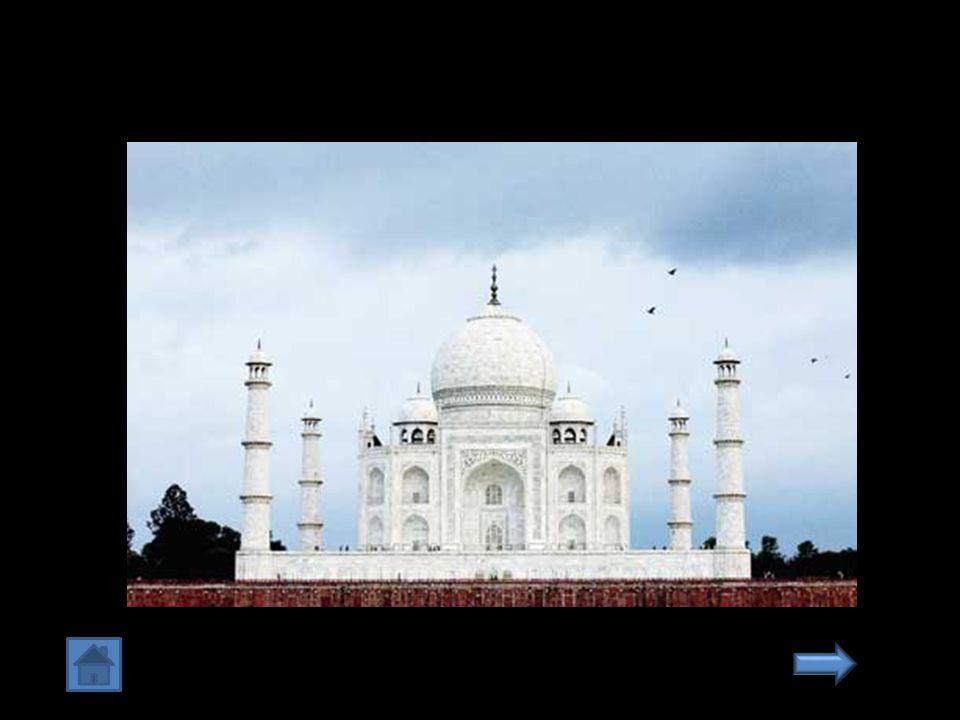 7. ทัชมาฮาล เมืองอักรา อินเดีย (Tal Mahal)