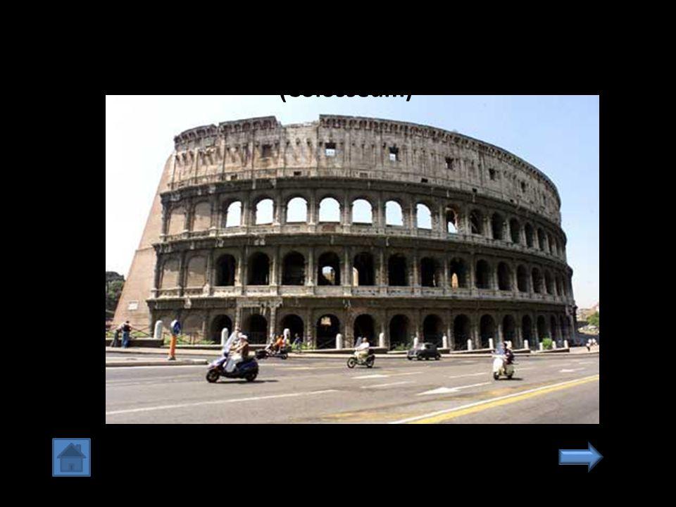 4.สนามโคลอสเซียม กรุงโรม อิตาเลียน (Colosseum)