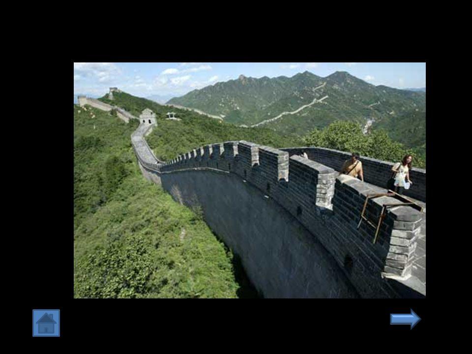 5.กำแพงเมืองจีน (Great Wall)