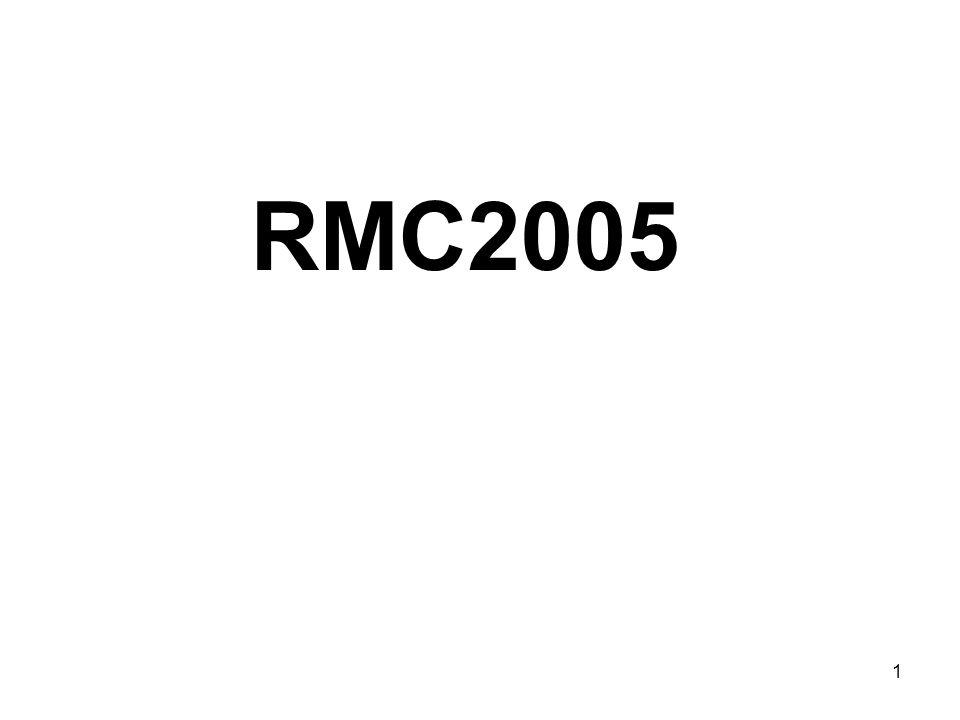 RMC2005