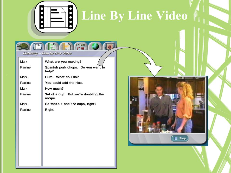 Line By Line Video