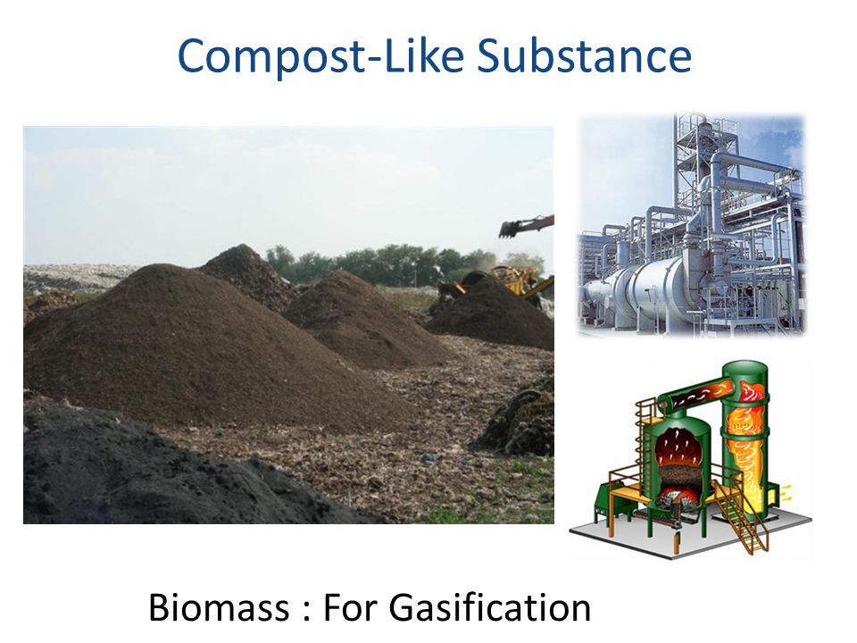 Compost-Like Substance