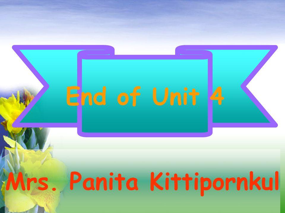 Mrs. Panita Kittipornkul