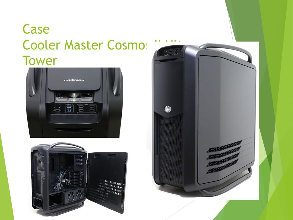 Case Cooler Master Cosmos II Ultra Tower