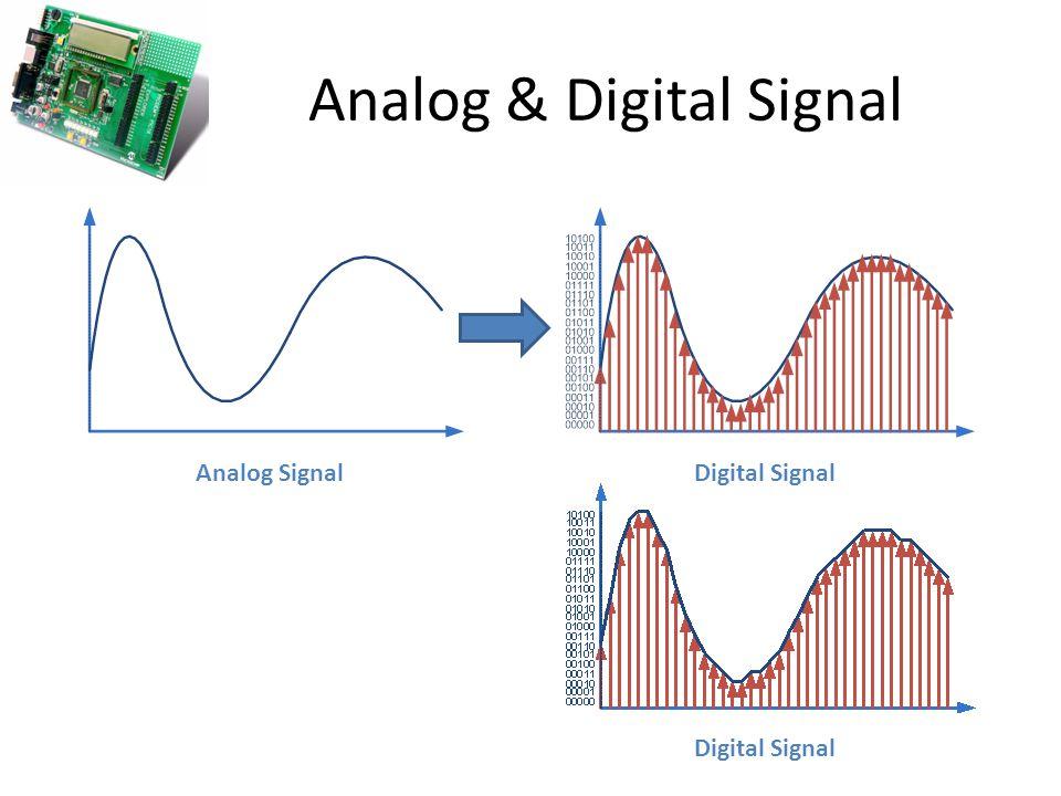 Analog & Digital Signal